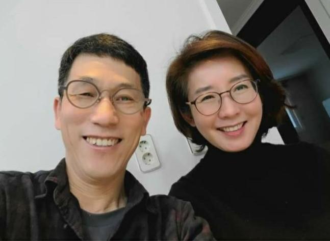 나경원 국민의힘 전 의원과 진중권 전 동양대 교수. 사진출처 = 나경원 국민의힘 전 의원 페이스북 캡처