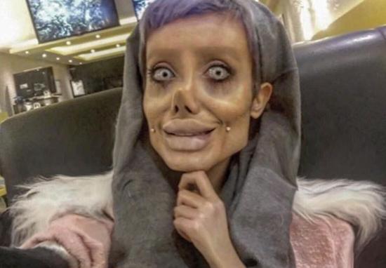 타바르의 인스타그램에 올라온 그녀의 셀피 [이미지출처 = 타바르 인스타그램 캡처]
