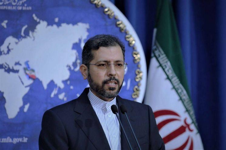 사이드 하티브자데 이란 외무부 대변인(사진 = 이란 외무부 홈페이지)