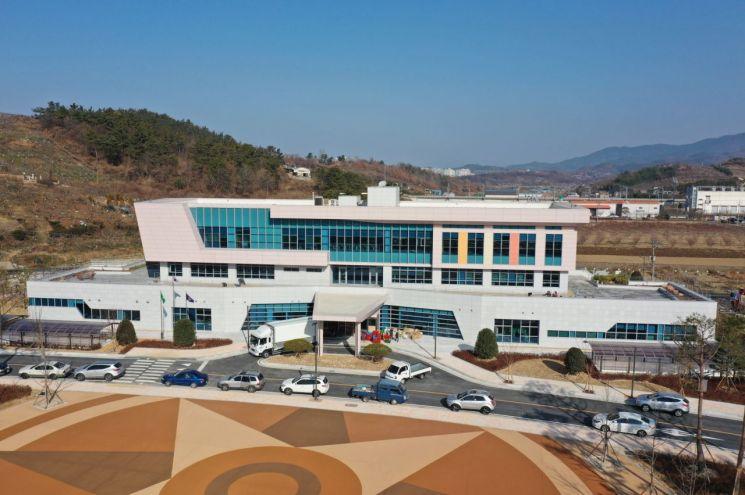 진주시 농업기술센터 전경 (사진=진주시)