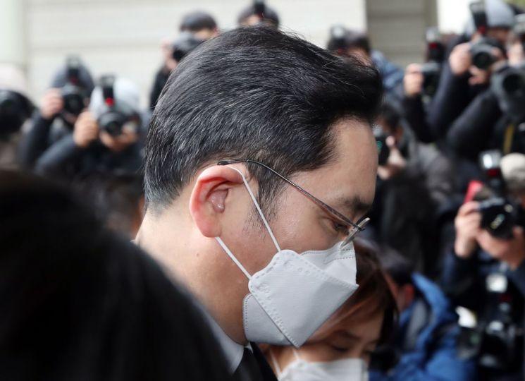 이재용 삼성전자 부회장(사진제공=연합뉴스)