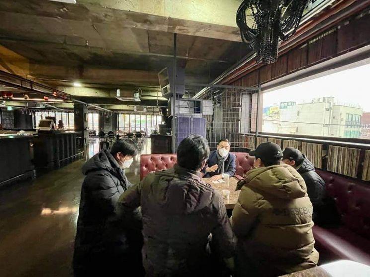 """노식래 서울시의원 """"이태원 상가 적정 보상 대책 마련돼야"""""""