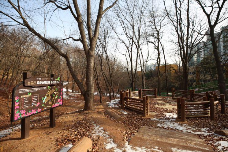구로구 능골산 유아숲체험원 3월 개장