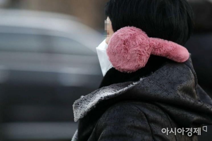 [포토]'귀를 따뜻하게'