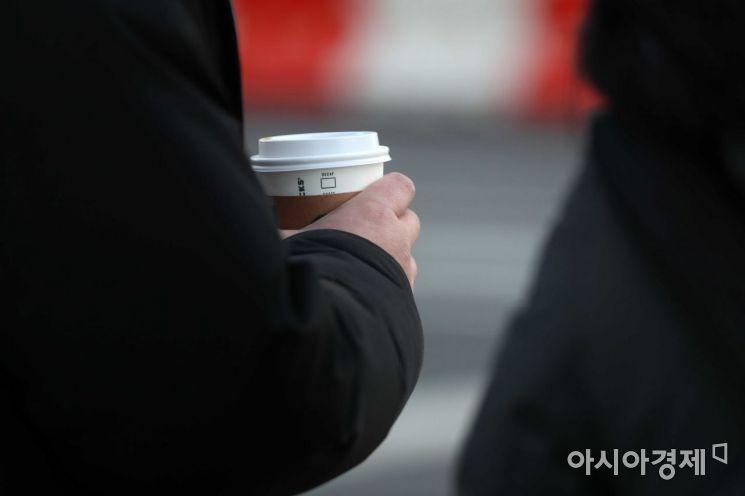 [포토]따뜻한 음료와 함께