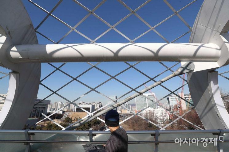[포토]푸른 하늘