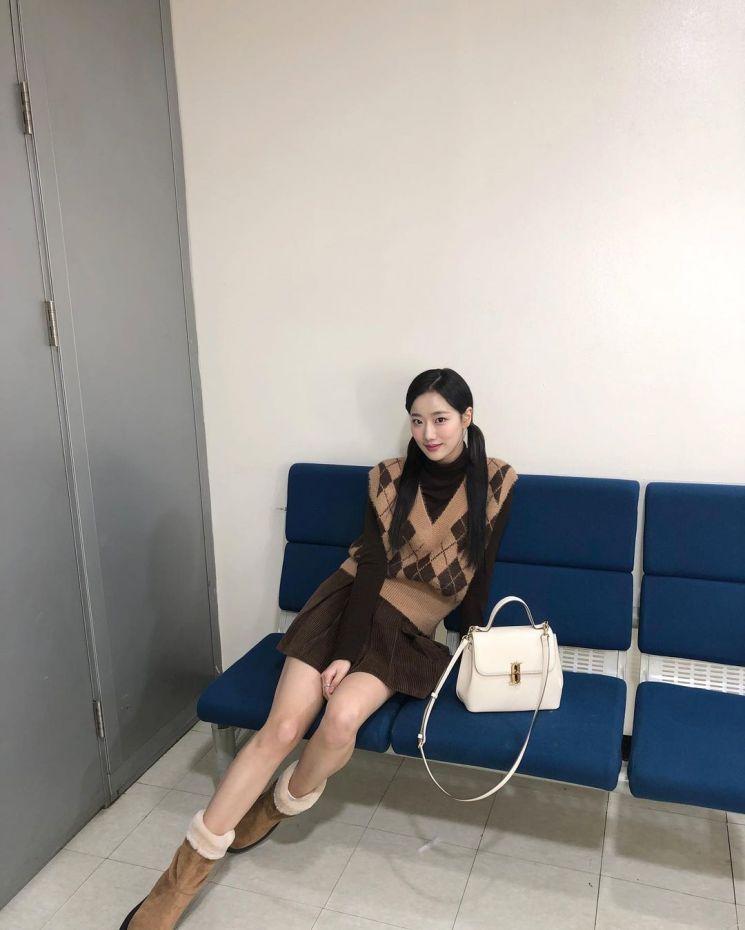사진=이나은 인스타그램