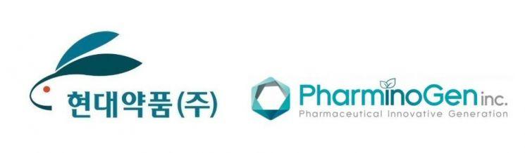 현대약품, 파미노젠과 AI 신약개발 협약 체결