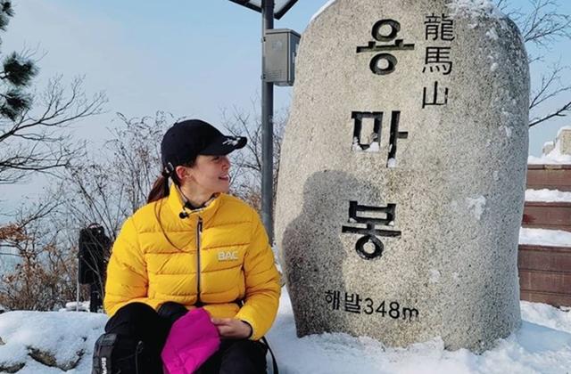 배우 이시영. 사진=이시영 인스타그램