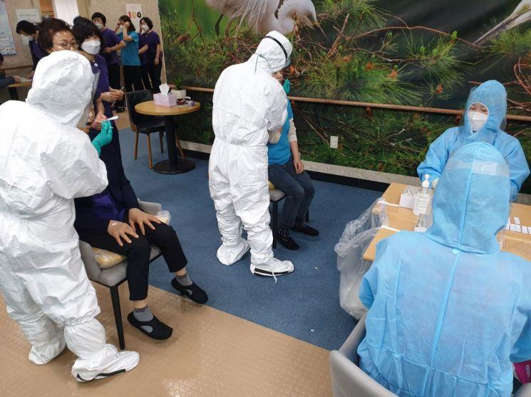 수원시, 코로나 감염 취약시설 간담회 22일까지 개최