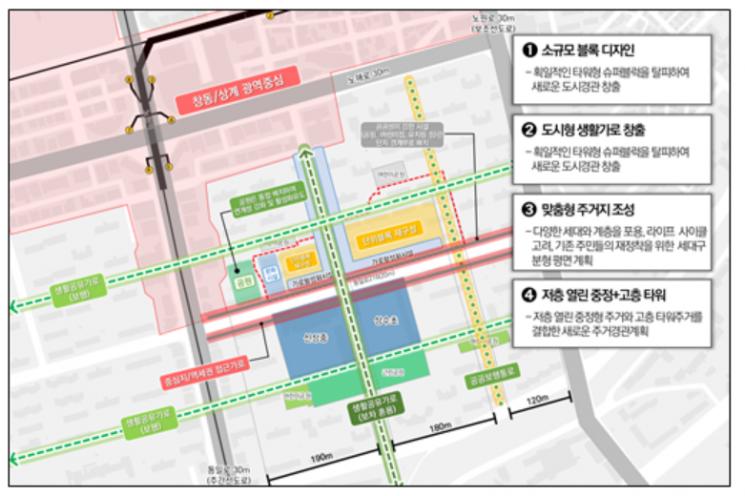 '서울형 재건축' 노원구 상계주공 5단지 35층, 996가구로