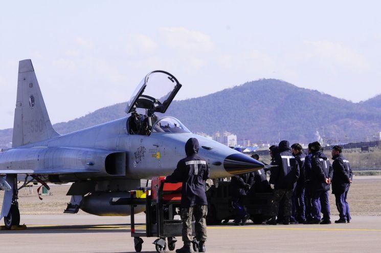 F-5 세계 최다 보유국된 우리 공군