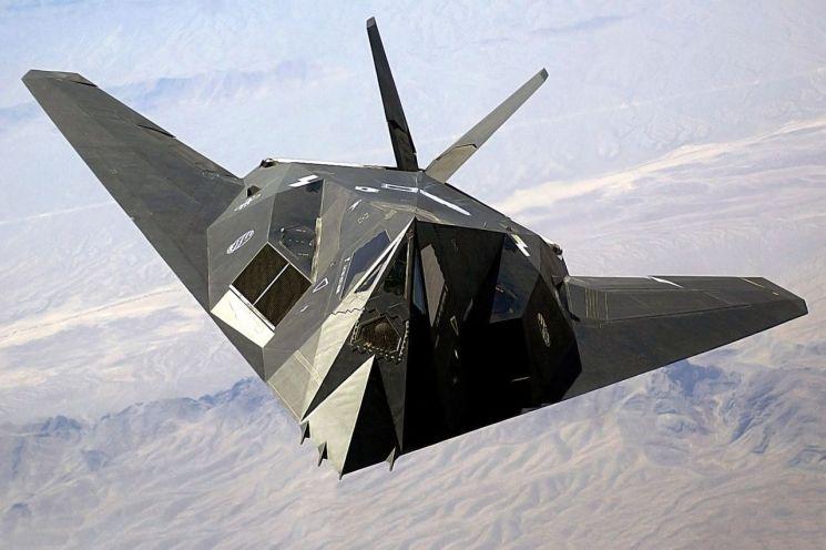 미국 F-117 전투기