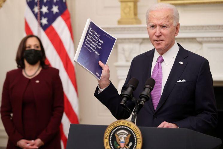조 바이든 미국 대통령(연합뉴스=로이터)