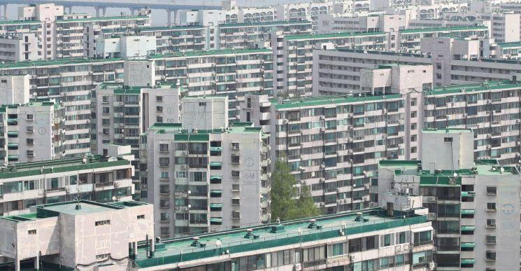 서울 잠실 5단지 주공 아파트 단지 모습. [이미지출처=연합뉴스]