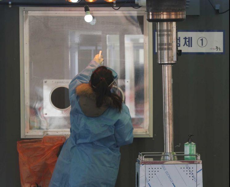 경남도 확진자 12명 발생 … 80대 환자 1명 사망(종합)