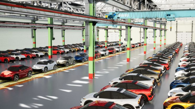 작년 국내 車생산 16년만에 최소…코로나 영향