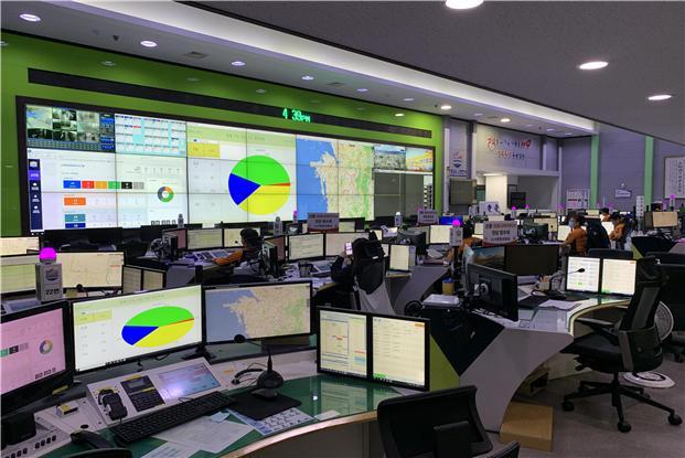 '119 종합상황실' 환경 개선·공간 확대 시급…업무 특수성 고려 못해
