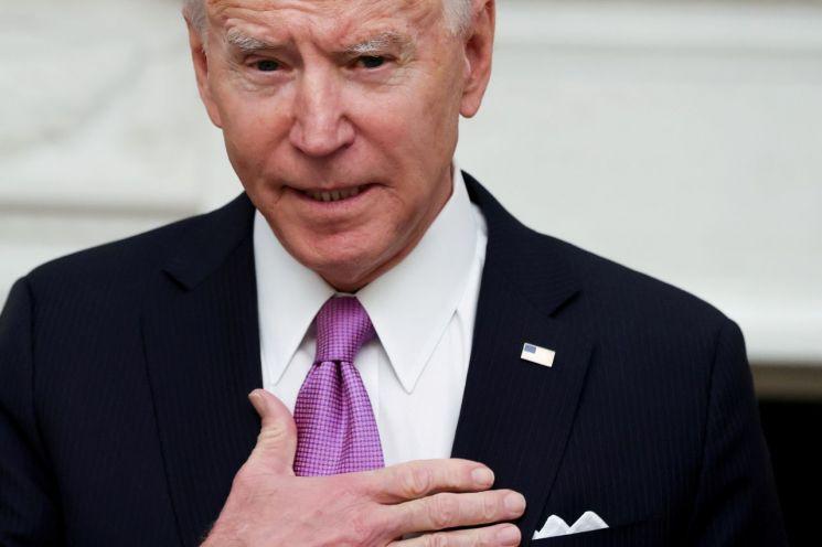 조 바이든 미국 대통령 [이미지출처=로이터연합뉴스]