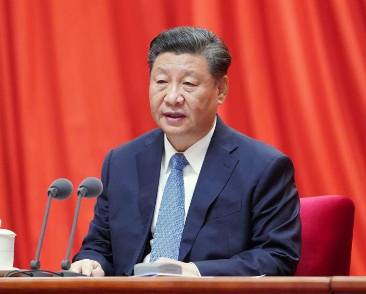 시진핑 중국 국가주석 [이미지출처=연합뉴스]
