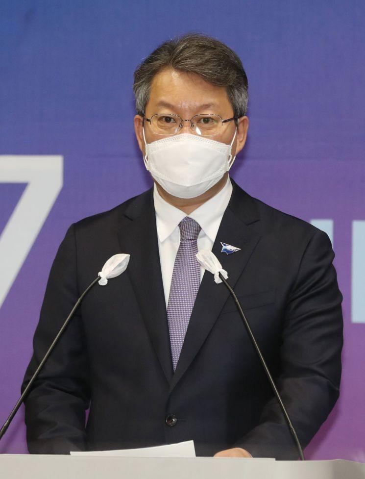 변성완 부산시장 권한대행. [연합뉴스]