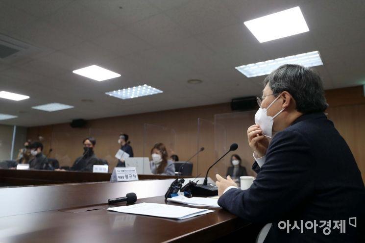[포토]기자간담회 연 진실·화해를위한과거사정리위원회