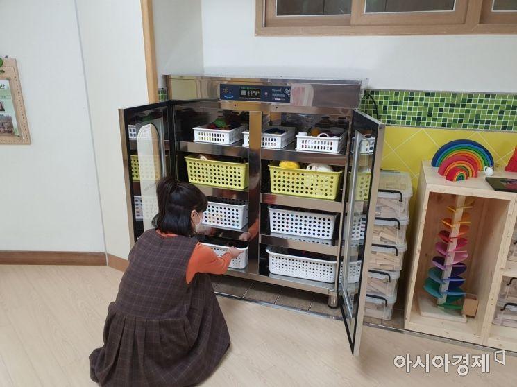 대구시교육청, 모든 유치원에 '교재·교구 소독기' 지원 … 1곳당 150만원씩