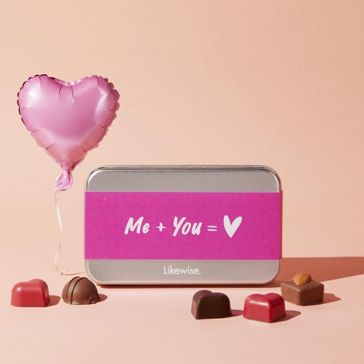 라이크와이즈, '발렌타인 Me+You 세트' 출시