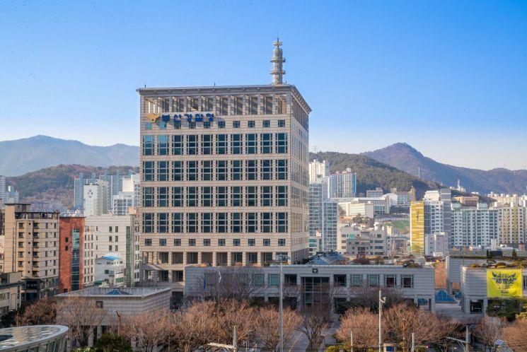 부산 경찰청.