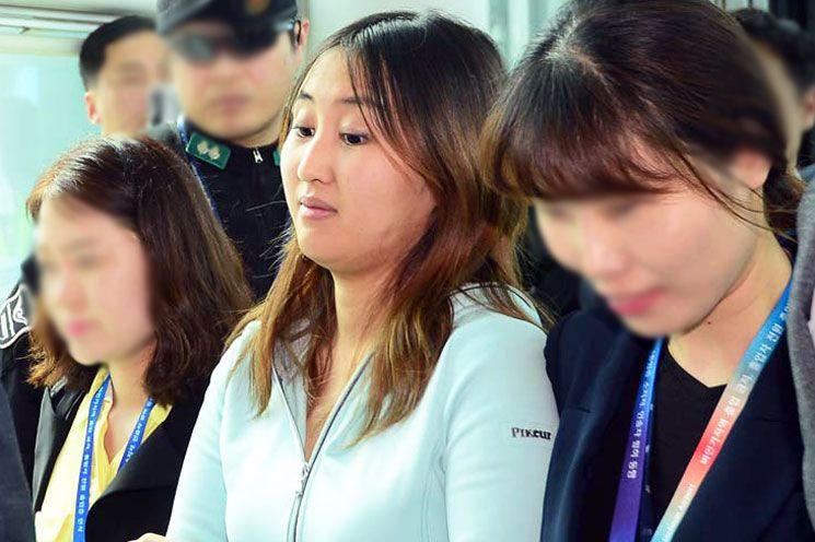 정유라 4억원대 증여세 취소소송… 대법서 승소