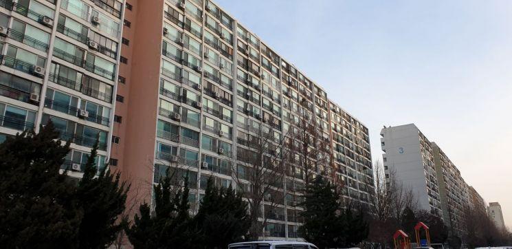 서울 강남구 대치동 은마아파트 전경