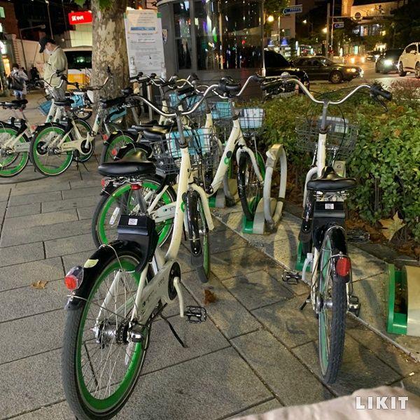 탄소배출 걱정 없는 친환경 이동수단, 자전거