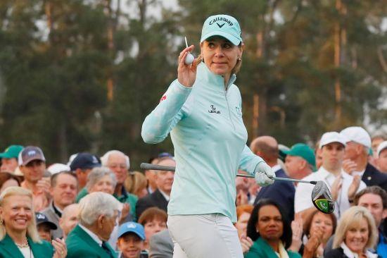 '옛 골프여제' 안니카 소렌스탐이 게인브리지LPGA에서 12년 3개월 만에 공식 대회에 나선다.