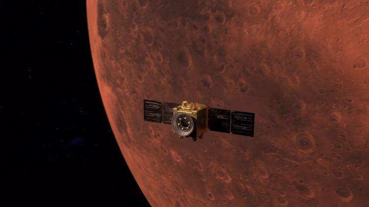 UAE, 아랍 국가 최초로 화성 궤도 진입 성공 … 세계 5 위