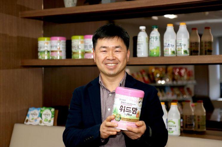 박규학 롯데푸드 파스퇴르CM 팀장.