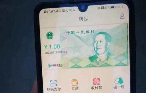 중국 디지털 위안화(사진 = 바이두 캡처)