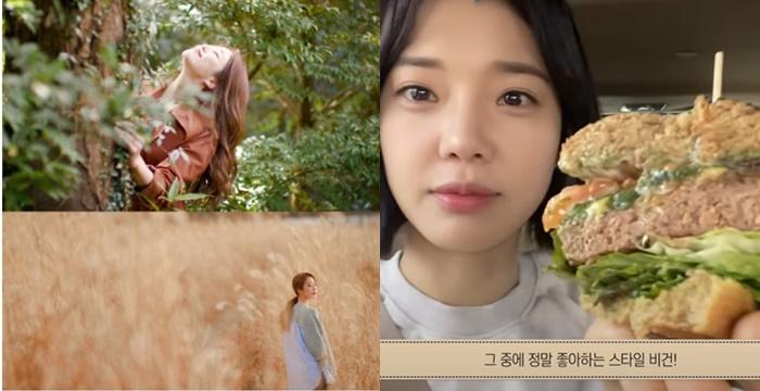 (좌측부터)김효진과 임세미 / 사진=김효진 인스타그램, Youtube '세미의 절기' 화면캡처