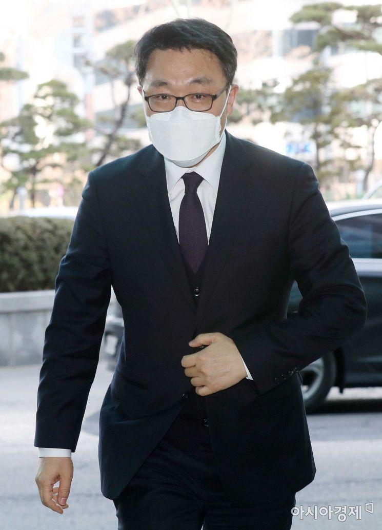 김진욱 고위공직자범죄수사처 처장./강진형 기자aymsdream@