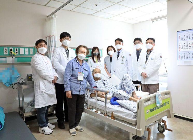 전남대병원, 호남 최초 좌심실에 인공펌프 삽입 LVAD 수술 성공