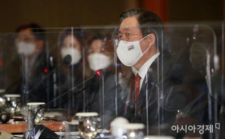 [포토] 발언하는 성윤모 장관