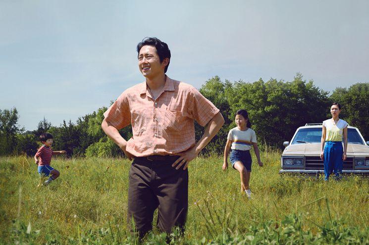 '미나리' 골든글로브 최우수외국어영화상 수상(종합)