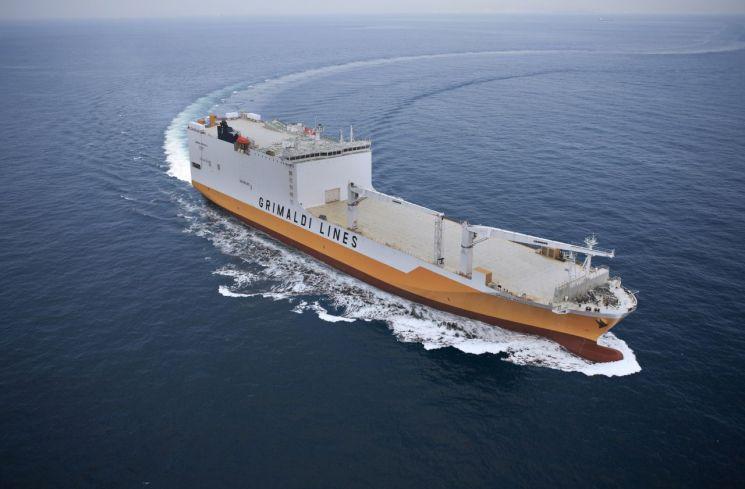 한국조선해양, 컨로선 6척, 5700억원 수주