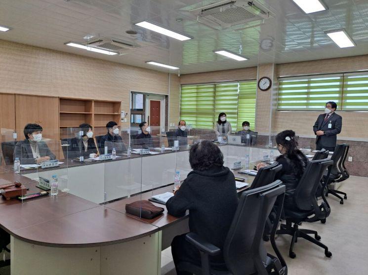 담양교육지원청, 학교폭력 대책심의위원회 역량 강화 연수