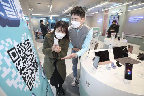 KT, 신학기 이벤트…매장 QR코드 촬영시 20% 할인