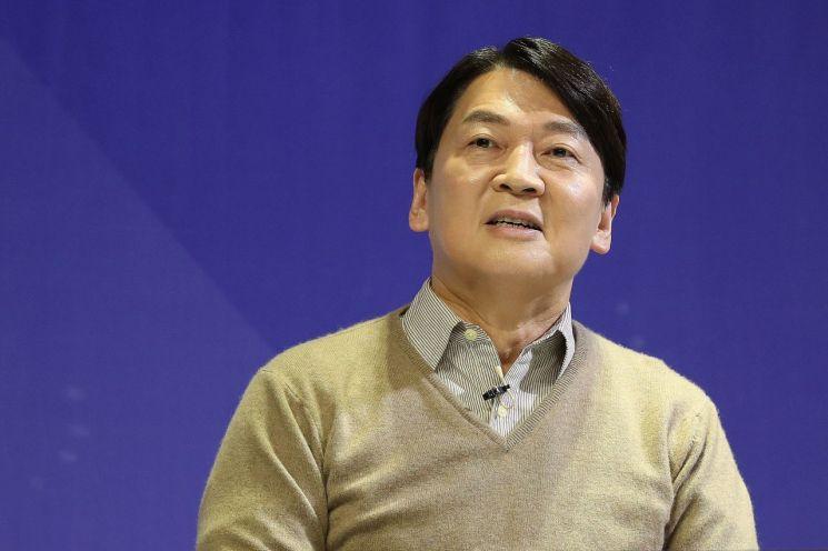 서울시장 보궐선거에 출마한 안철수 국민의당 대표. / 사진=연합뉴스