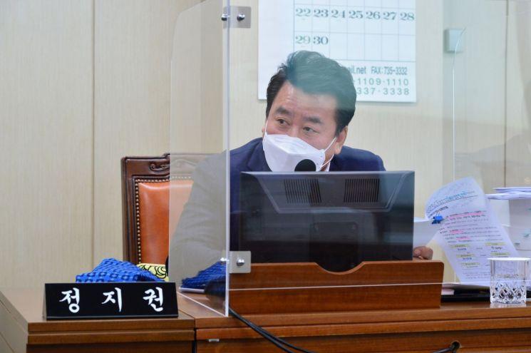 정지권 서울시의원 '왕십리역' GTX-C노선 신설 정거장 선정 서울시 지원 촉구