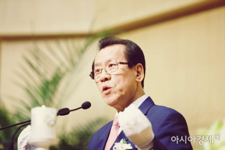 서임중 목사(포항중앙교회 원로 겸 감림산기도원 명예원장)