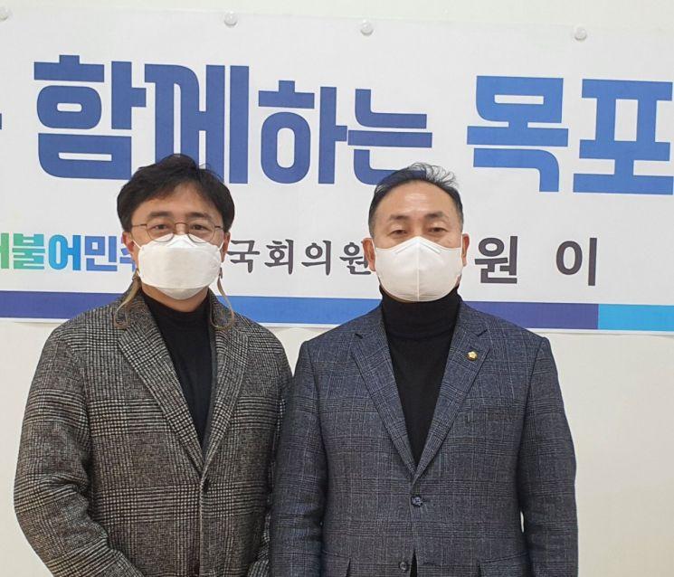 전남서부권아동보호전문기관(관장 임광묵)과 김원이 더불어민주당 목포시 국회의원이 사무실에서 아동학대 대응체계 개선을 위한 간담회를 진행했다.