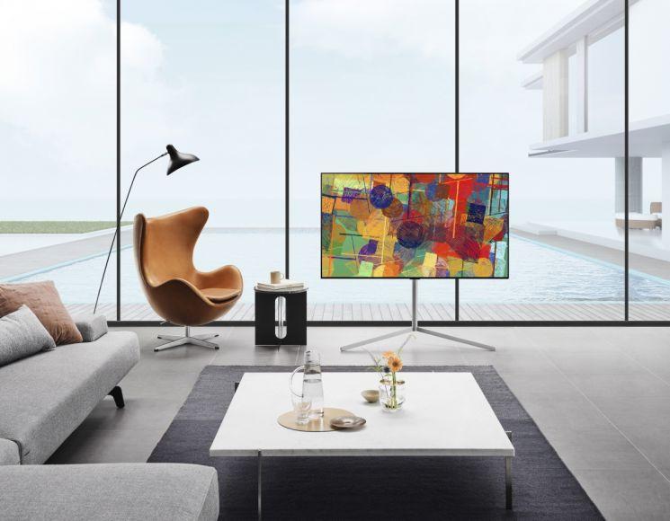 LGD, 작년 TV 사업 매출 절반이 OLED…올해 흑자전환 가시화