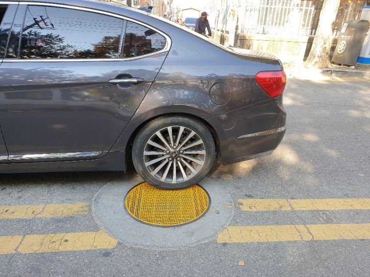 송파구, 맨홀 질식사고 예방 장치 전국 최초 개발